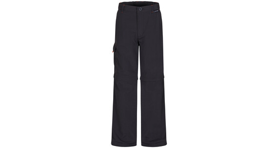 Regatta Sorcer Zip/Off Trousers Kids Ash